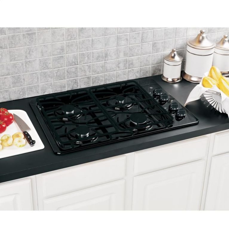 30-inch-Wide-4-Sealed-Burner-Gas-Cooktop-Matte-Grates-Dishwasher