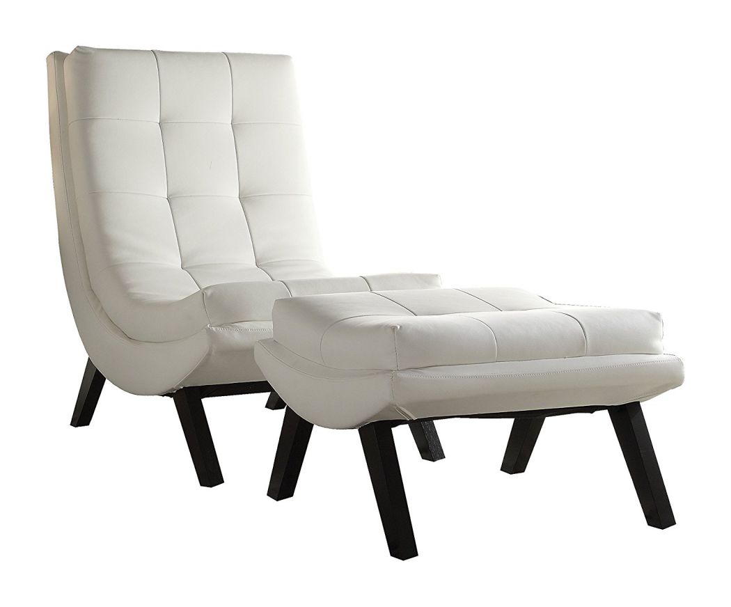 AVE-SIX-Tustin-Lounge-Chair-and-Ottoman-Set-with-White-Fuax-Leather-Fabric-and-Black-Legs