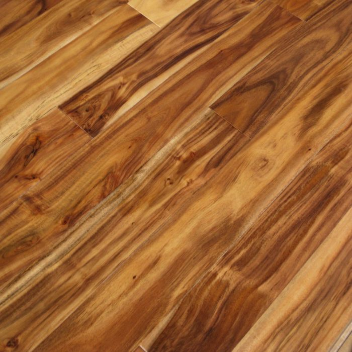 Acacia-Natural-Hand-Scraped-Solid-Hardwood-Floor-Sample