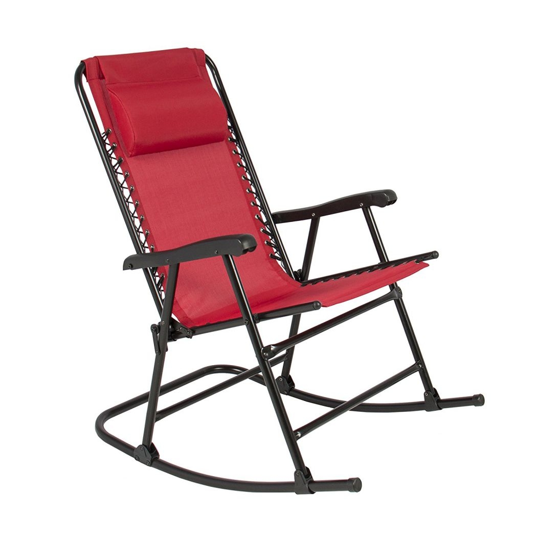 Best-Choice-Products-Folding-Rocking-Chair-Foldable-Rocker-Outdoor-Patio-Furniture-Red