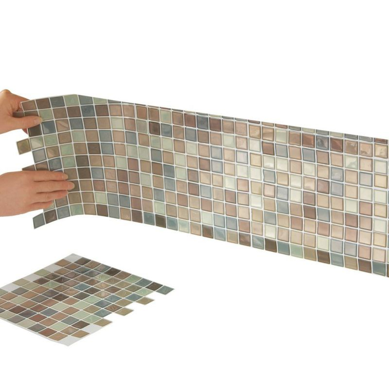 Collections ETC Mosaic Backsplash Tiles