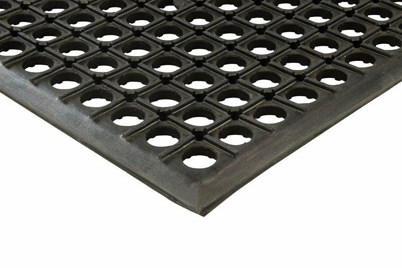 Erie-Tools-3x5-Black-Rubber-Drainage-Floor-Mat