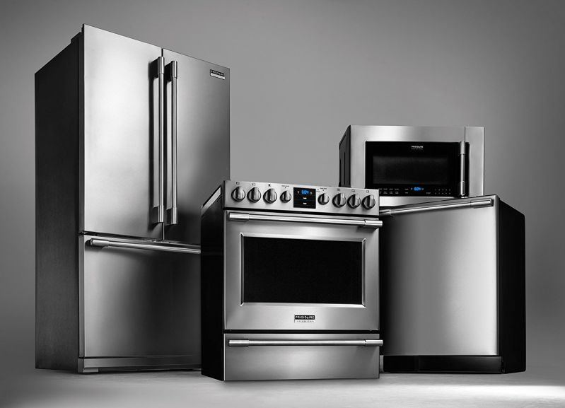 Frigidaire Professional Appliance Package