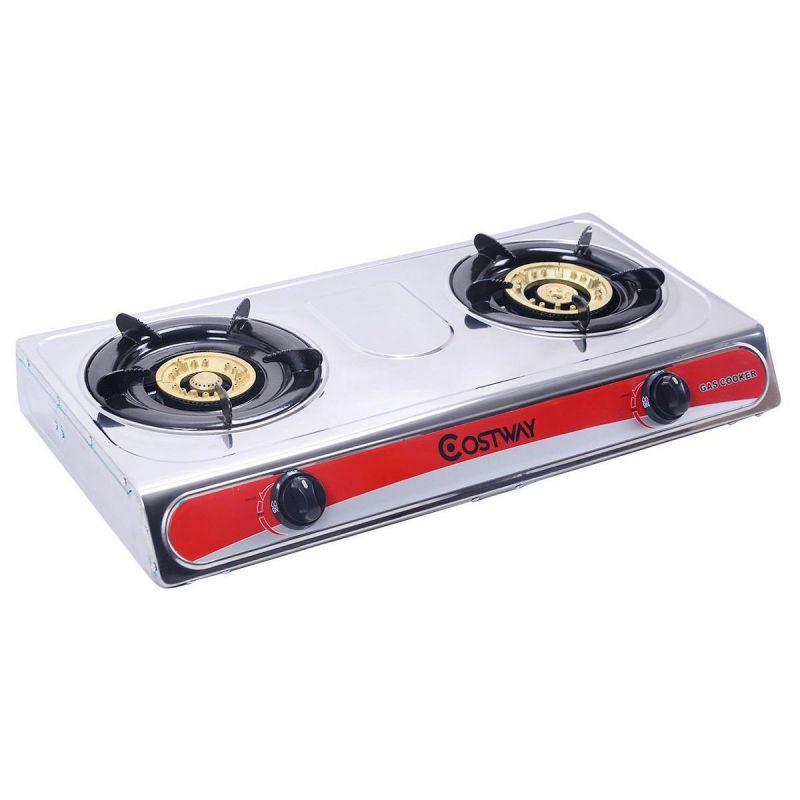 Giantex-Stainless-Steel-2-Burners-Gas-Stove-Cooker-Hob-Cooktop-Kitchen-Home