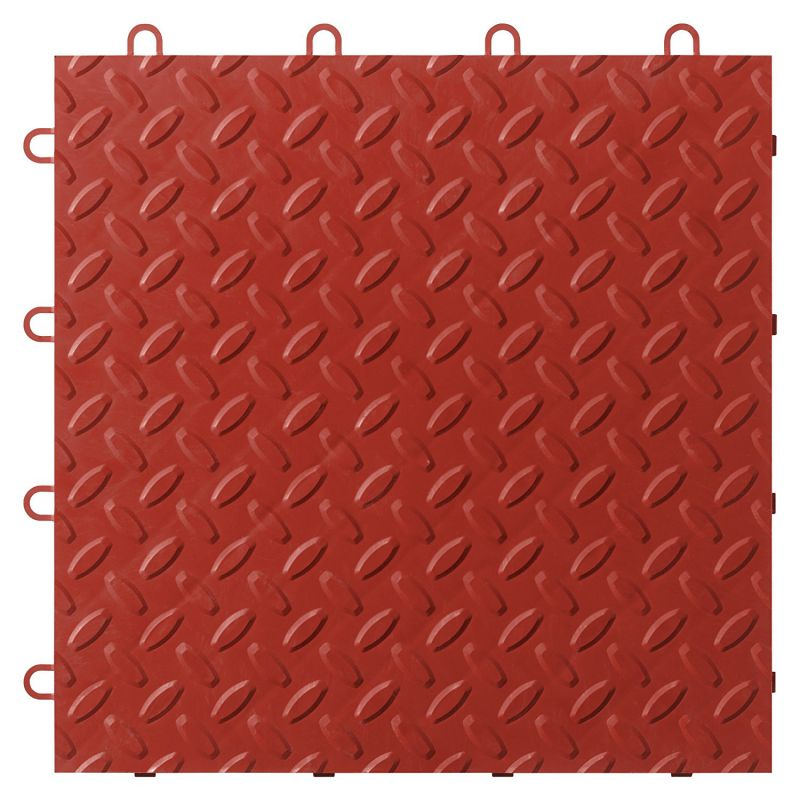Gladiator GarageWorks GAFT48TTYR Red Floor Tile
