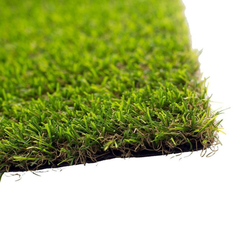 Golden Moon Artificial Grass Rug Series Decorative Synthetic Artificial Grass Turf Area Rug