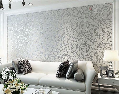 HANMERO Long Murals PVC Vinyl Bump-dimensional Environmental Protection Wall Paper