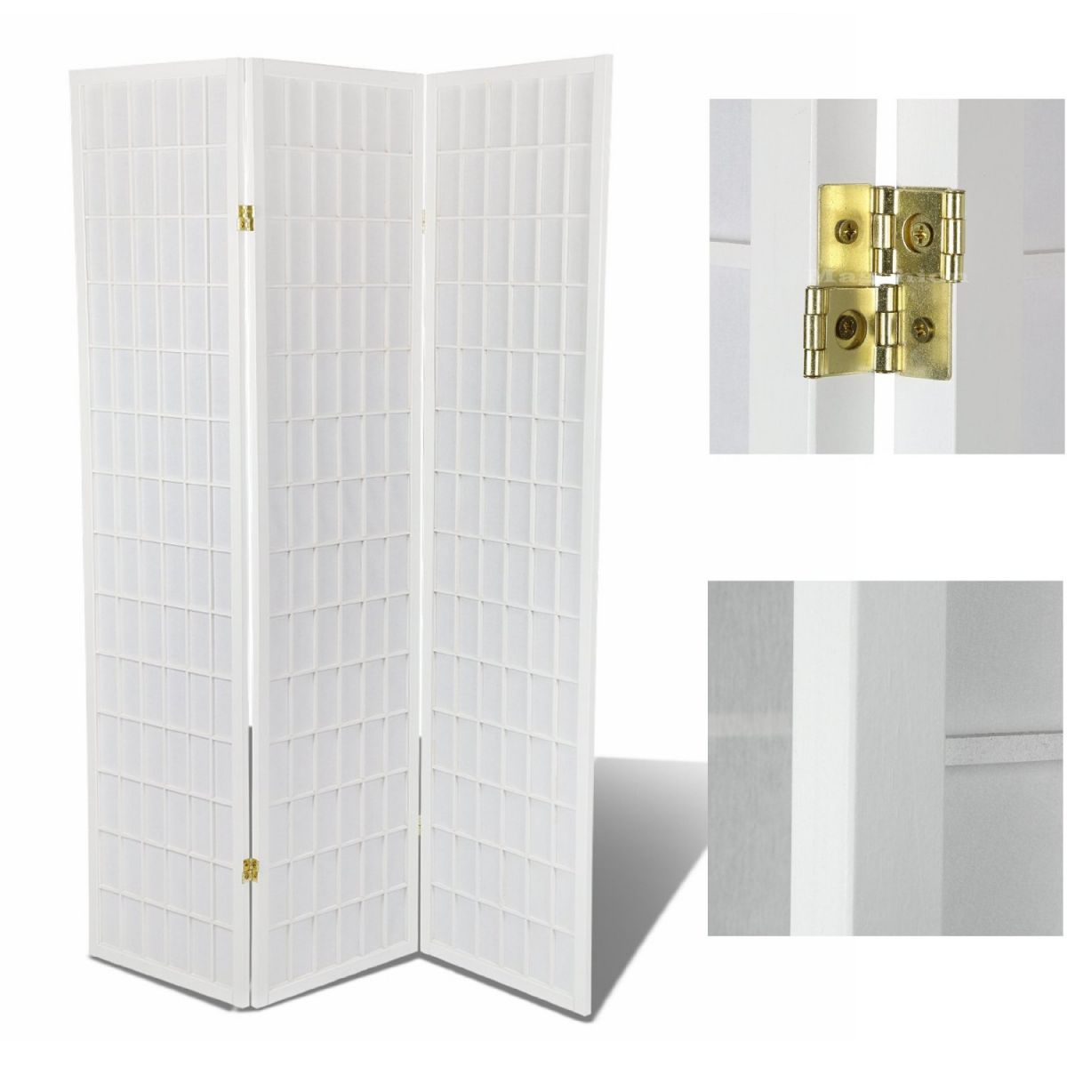 High-Quality-Oriental-White-Room-Divider-Hardood-Shoji-Screen