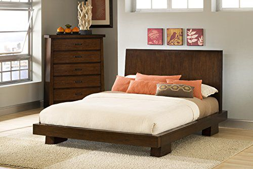 Hiro - Hida Queen Platform Bed