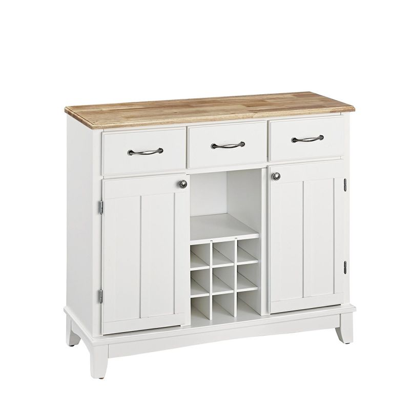 Home Styles Hutch-Style Buffet