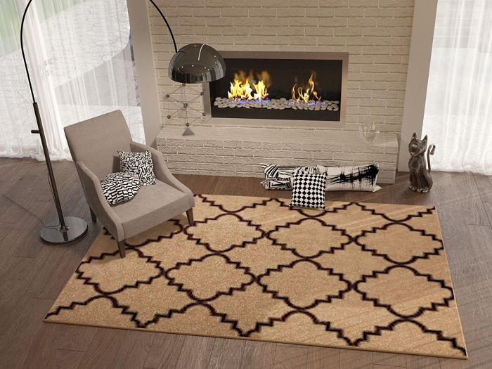Ivory-Shade-Area-Rug-Trellis-Morrocan-Modern-Geometric-Wavy-Lines-Area-Rug