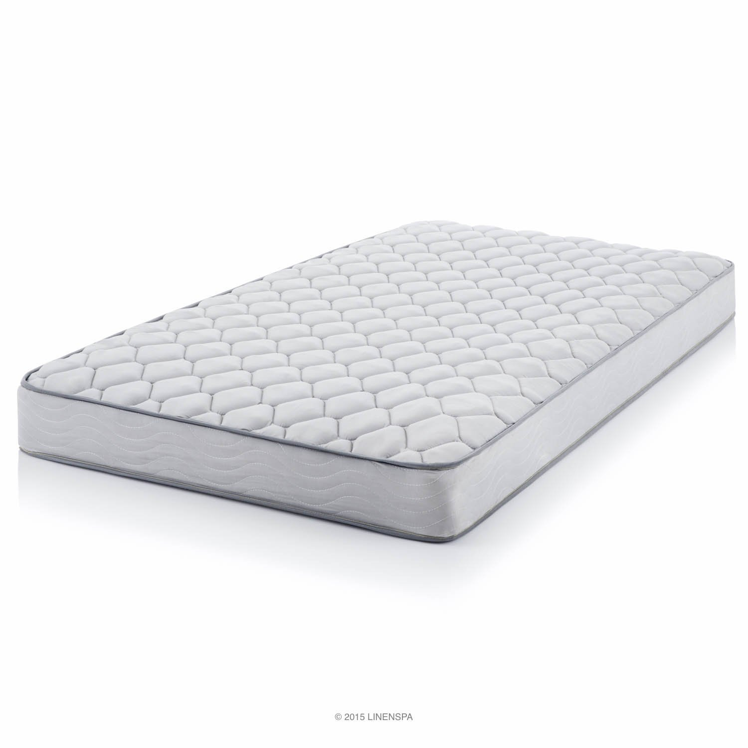 LinenSpa 6 inch Innerspring Mattress, Queen