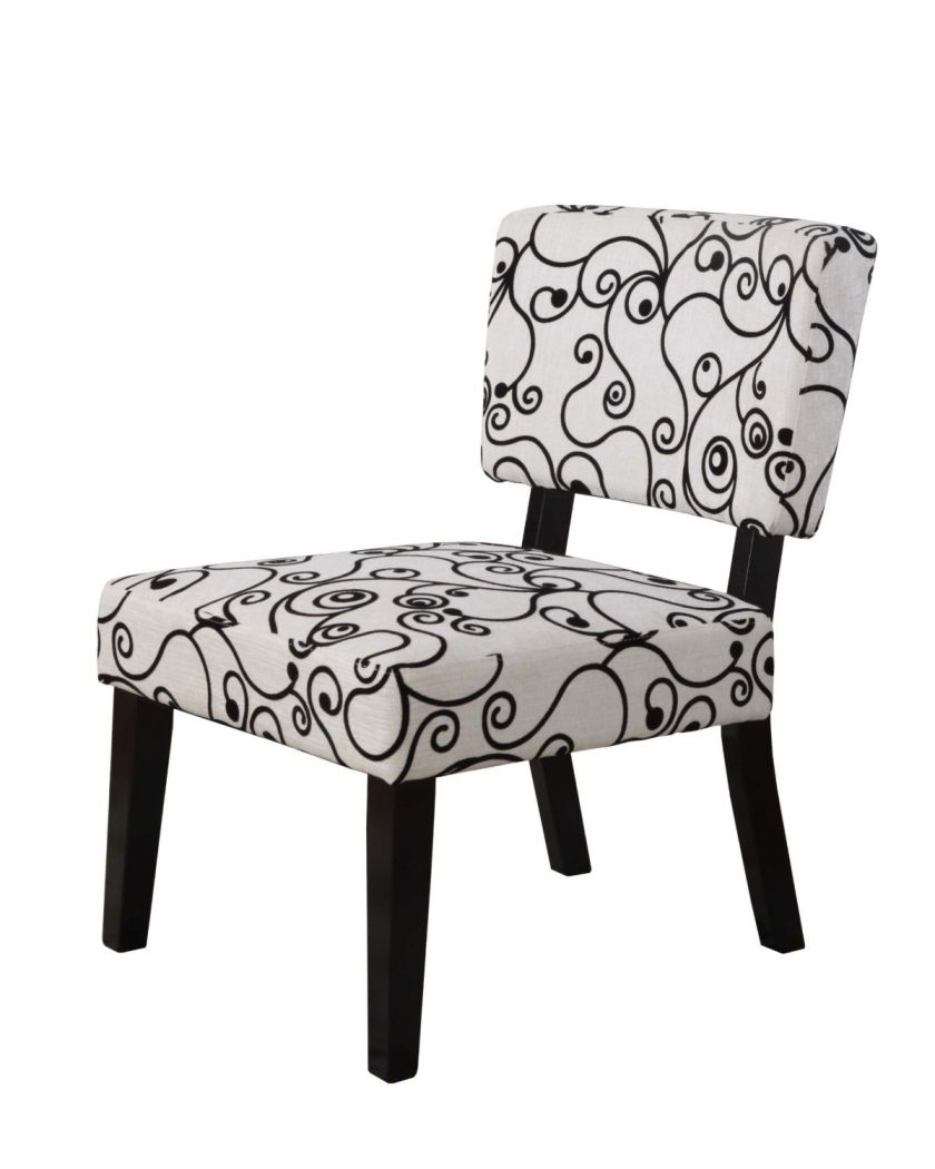 Linon-Home-Decor-Taylor-Accent-Chair-White-Black-Circles