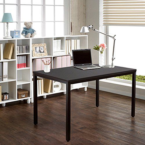 Need Computer Desk Computer Table Sturdy Office Wood Writing Desk