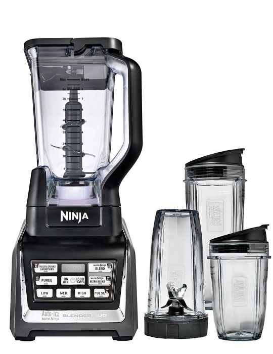 Nutri Ninja Ninja Blender Duo with Auto-iQ BL642