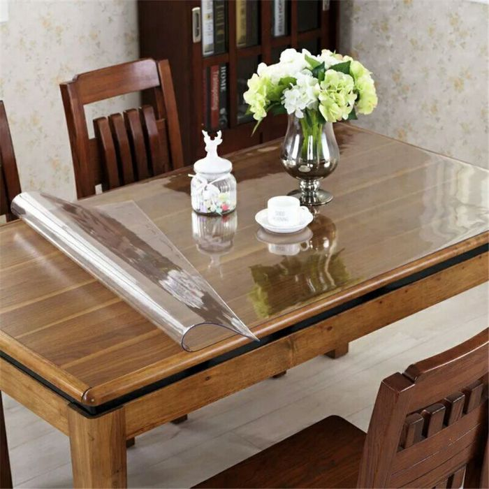OstepDecor-40-Wide-Waterproof-PVC-Protector-for-Table