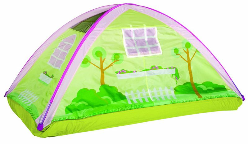 Pacific Play Tents Kids Cottage Bed Tent Playhouse