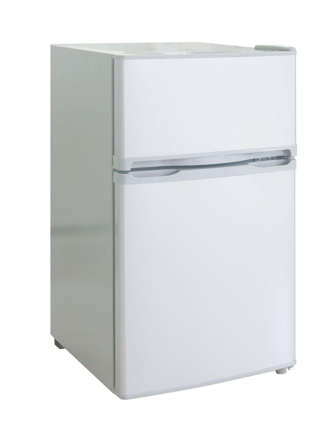 RCA-Igloo 3.2 Cubic Foot 2 Door Fridge and Freezer