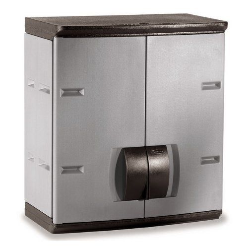 Rubbermaid Resin Storage Cabinet