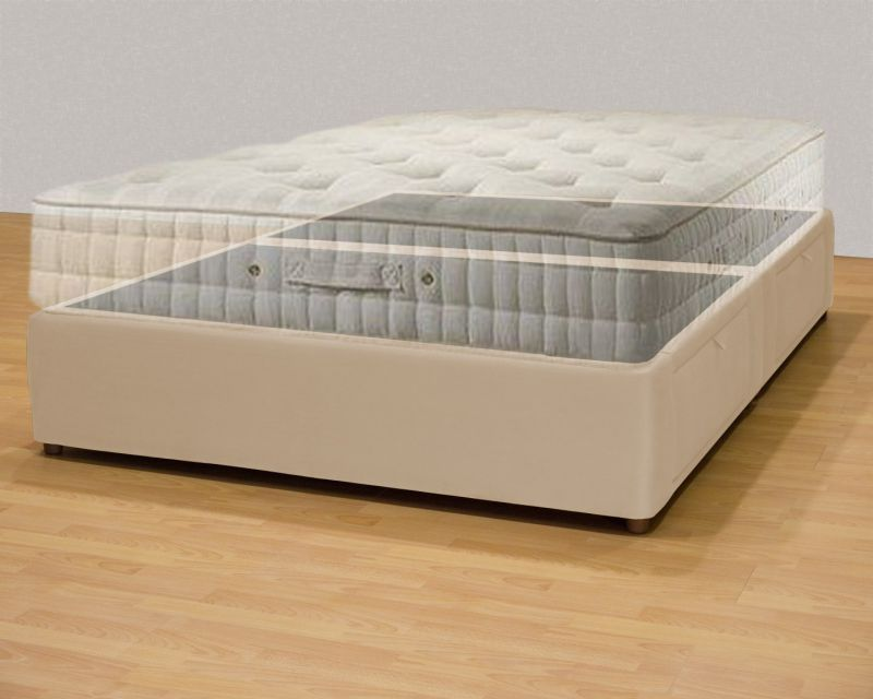 Tiffany 4-drawer Queen Platform Beds with Storage Underneath