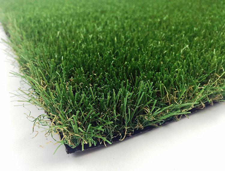 AllGreen-Chenille-Deluxe-Multi-Purpose-Artificial-Grass-Synthetic-Turf-Indoor-Outdoor-Doormat-Area-Rug-Carpet