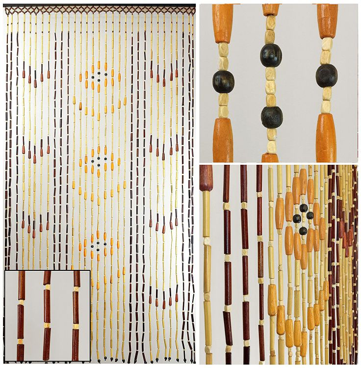 BeadedString-Natural-Wood-Bamboo-Beaded-Curtain-31-Strands