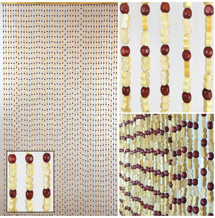 BeadedString-Natural-Wood-and-Bamboo-Beaded-Curtain-45-Strands