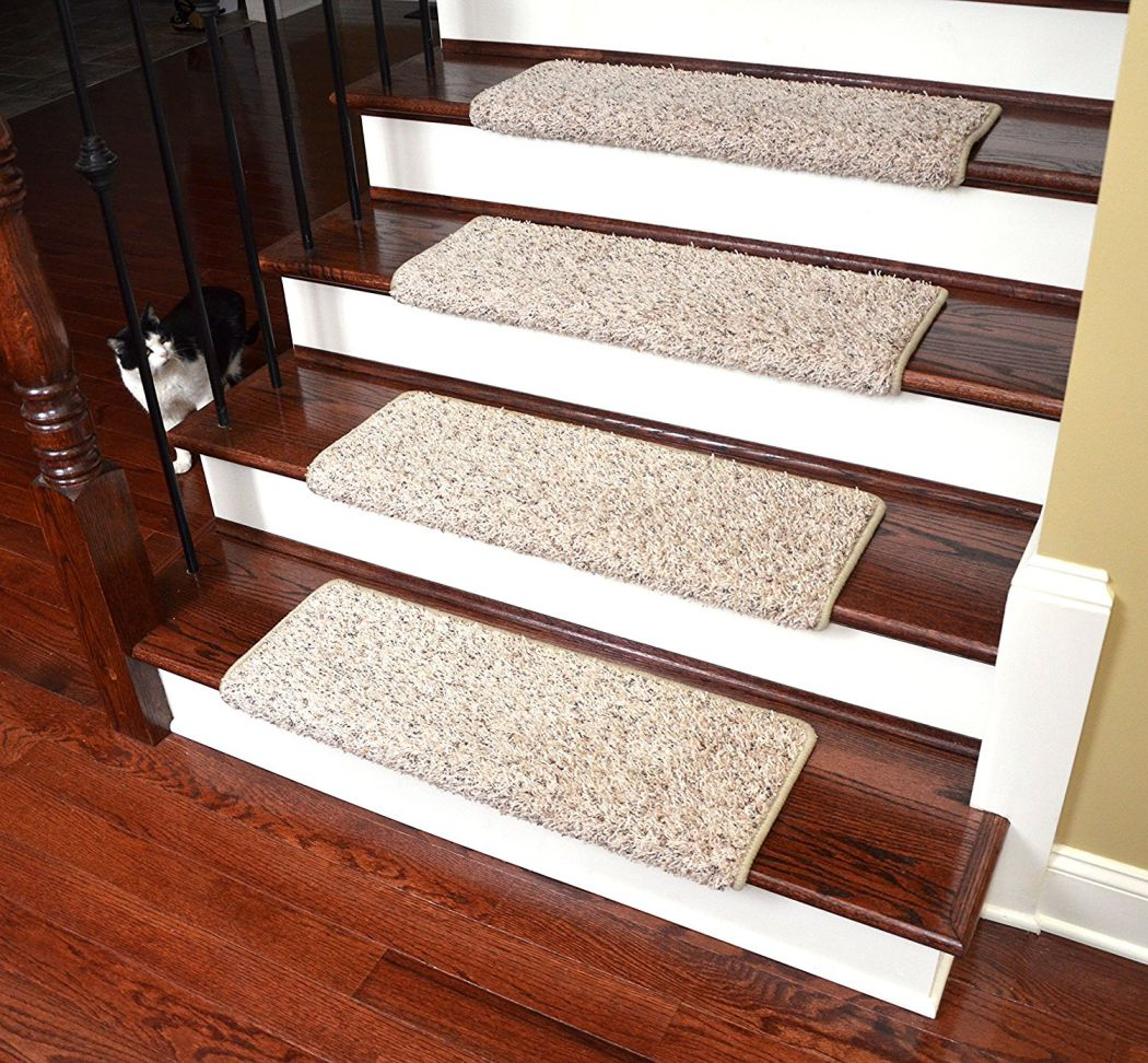 Dean-Modern-DIY-Peel-Stick-Bullnose-Wraparound-Non-Skid-Carpet-Stair-Treads-Runner-Rugs