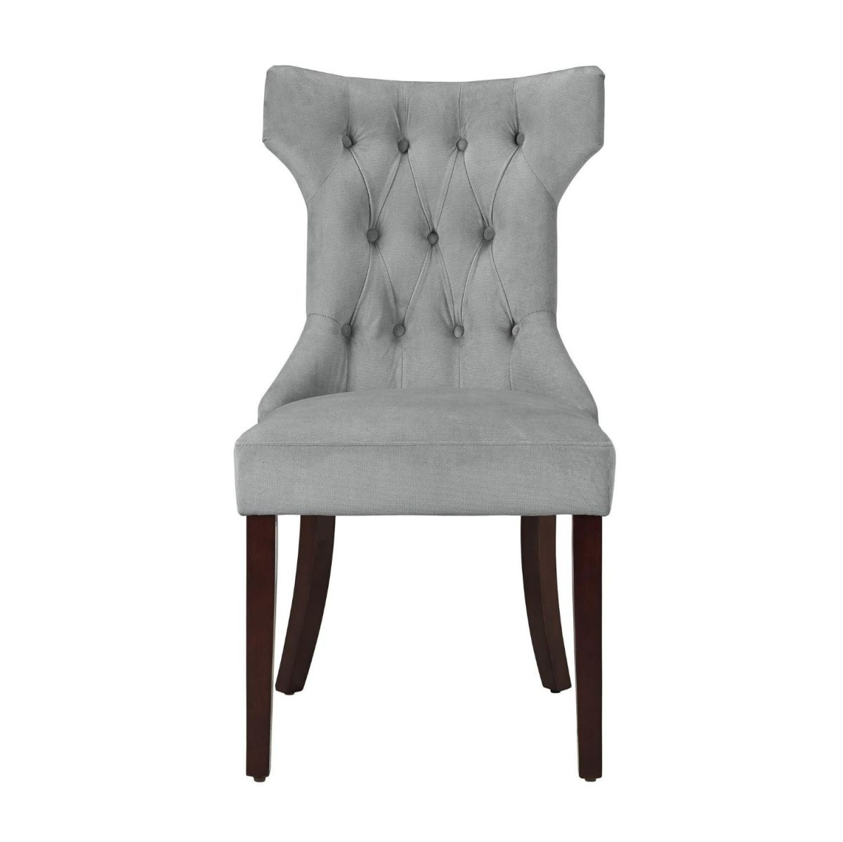 Dorel-Living-Clairborne-Tufted-Upholestered-Dining-Chair-Gray-Set-of-2