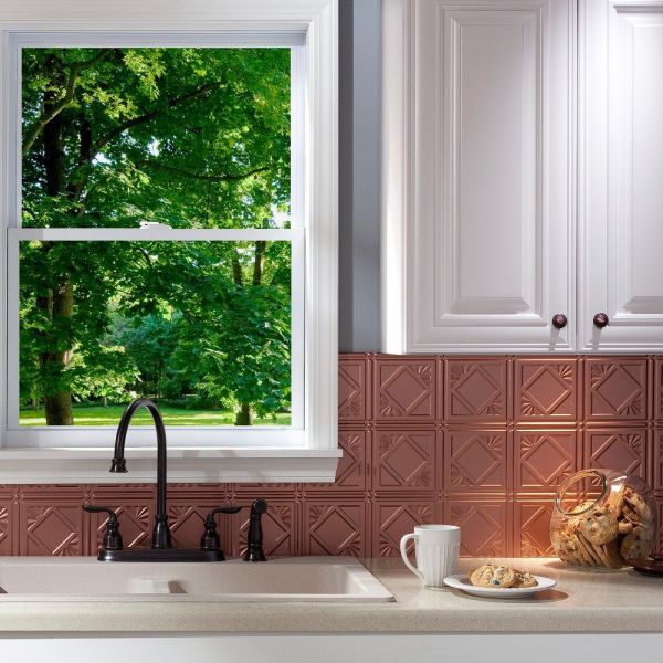Fasade-Easy-Installation-Traditional-4-Argent-Copper-Backsplash-Panel-for-Kitchen-and-Bathrooms