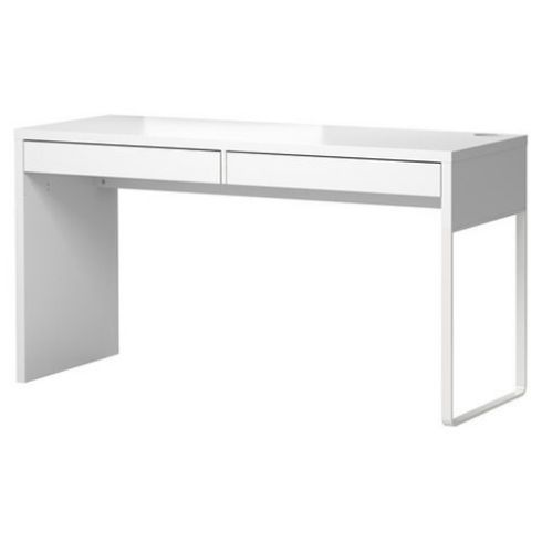 Ikea-Computer-Desk-Workstation-White-MICKE-902.143.08