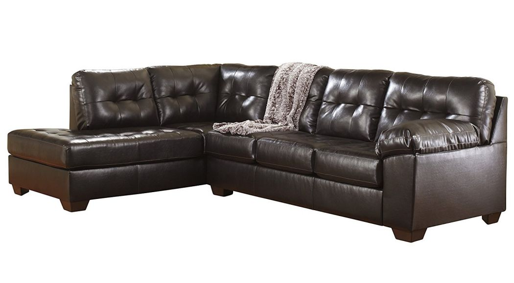 Signature-Design-by-Ashley-Alliston-Sectional-in-Chocolate-DuraBlend
