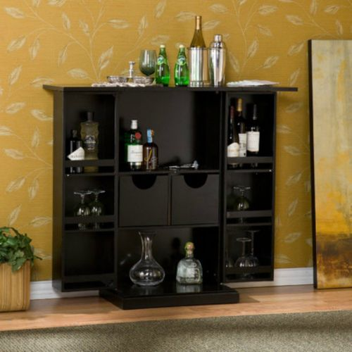 Stylish-Bar-Cabinet-Mini-Home-Liquor-Wine-Glass-Storage-Expandable-Furniture