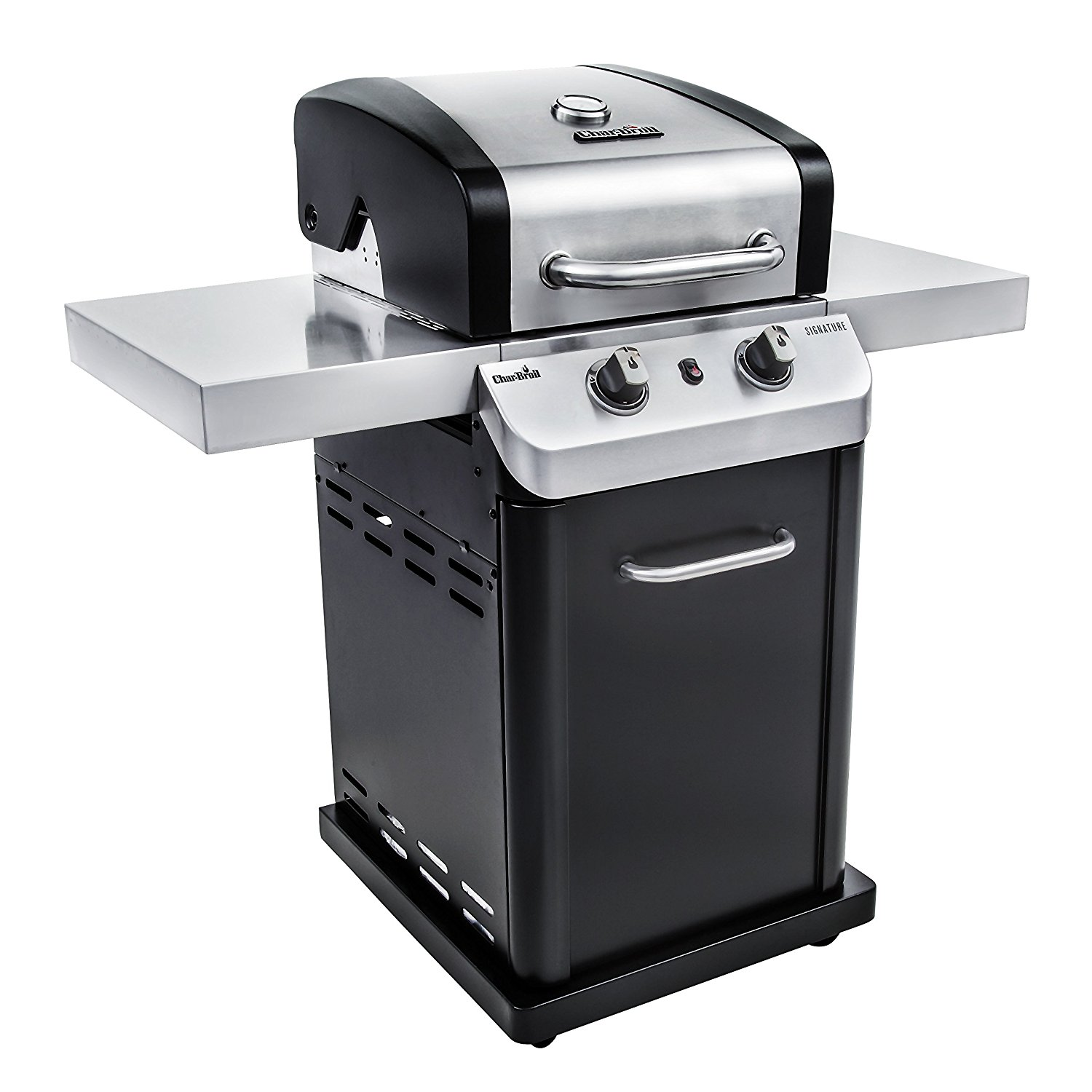 Char Broil Signature 350 2-Burner Cabinet Gas Grill