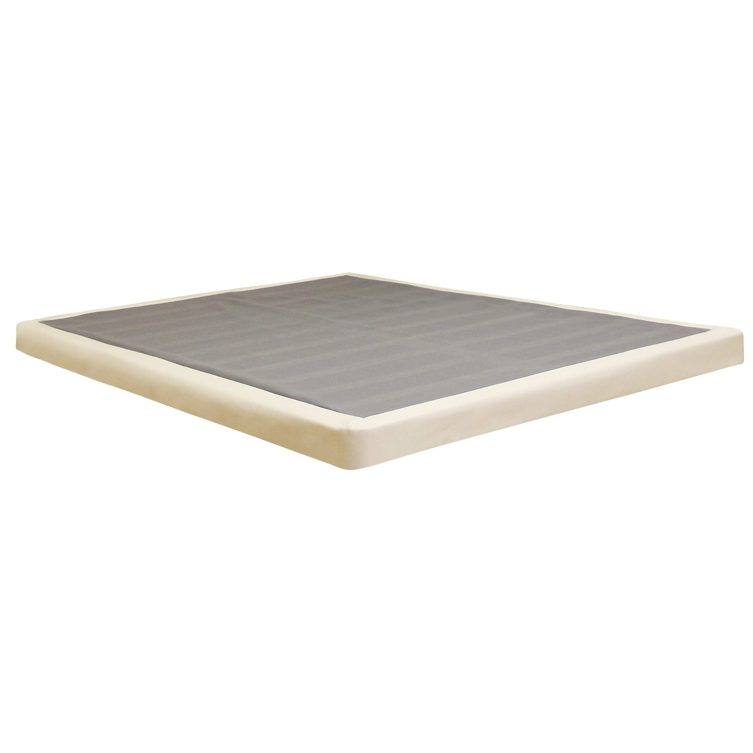 Classic Brands 4 Inch Instant Foundation Low Profile Foundation or Box Spring Replacement, King