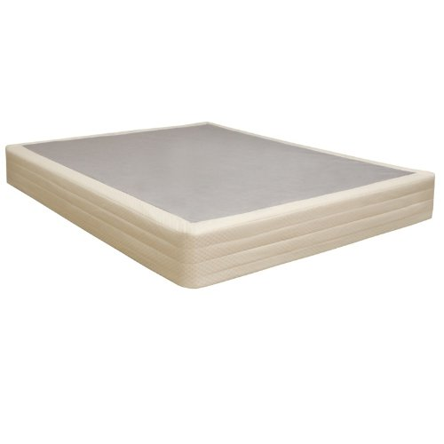 Classic Brands 8 Inch Instant Foundation Regular Profile Foundation or Box Spring Replacement, Queen