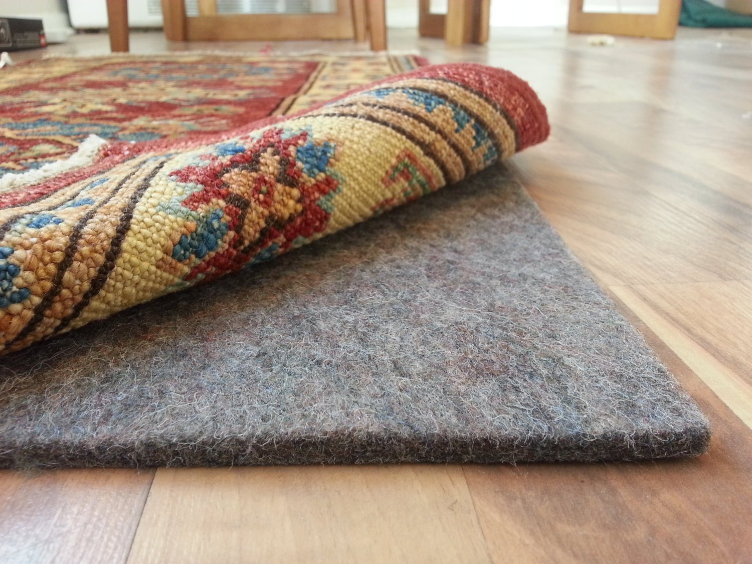 Rug Pads For Hardwood Floors To Prevent Slipping And