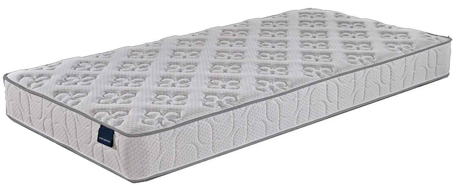 "Home Life Harmony Sleep 8"" Pocket Spring Luxury Mattress, Twin, White"