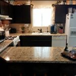 "Instant Granite Counter Top Cover, 36"" X 12"