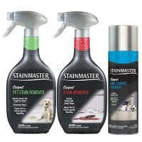 STAINMASTER 3 Piece Bundle Pack Carpet Cleaner (pack2)
