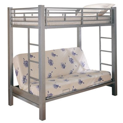 Twin Full Bunk Bed Ladder Bedroom Furniture Children Kids Adults Sleep Home Decor Cheap Sale