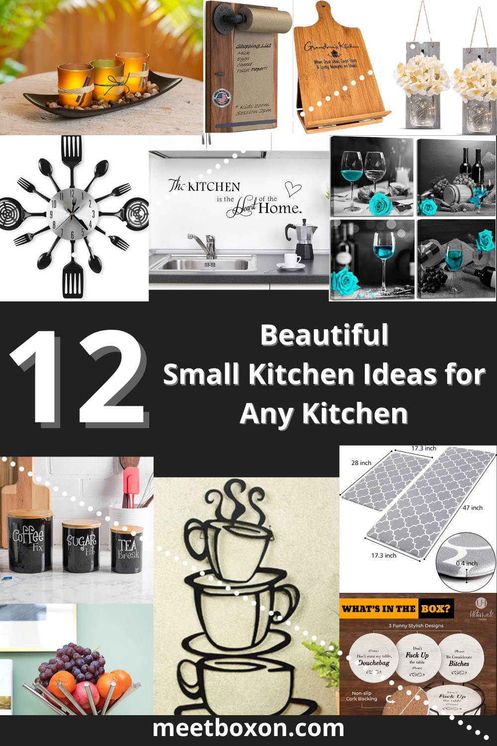 12 Beautiful Small Kitchen Ideas for Any Kitchen