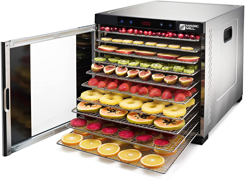 Magic Mill Commercial Food Dehydrator Machine