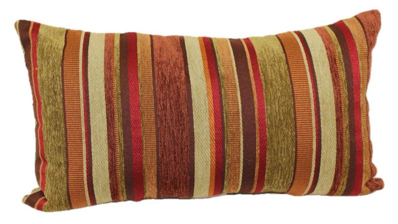 Brentwood Originals 2073 Carnival Stripe Toss Pillow