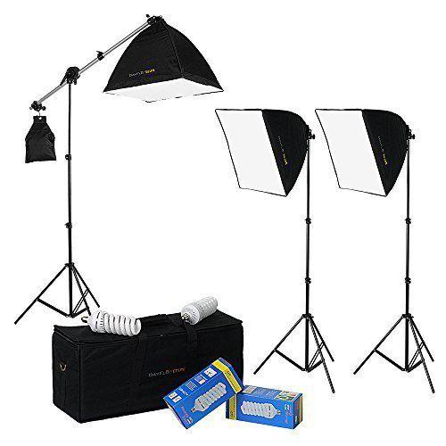 DayFlo EZ Lite 3-Fixture Lighting Kit