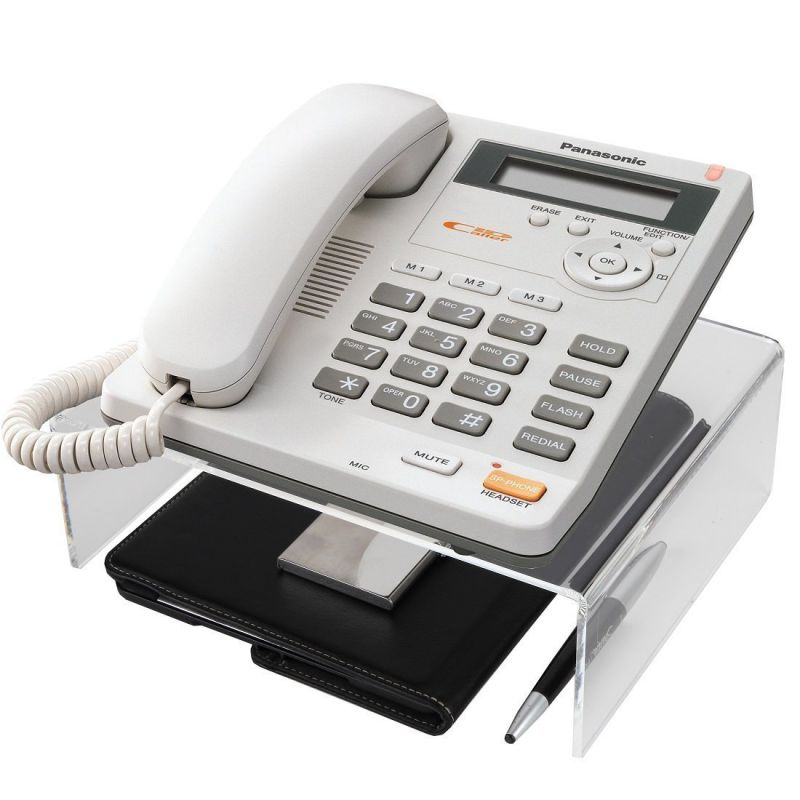 Home-X Acrylic Desk Phone Stand