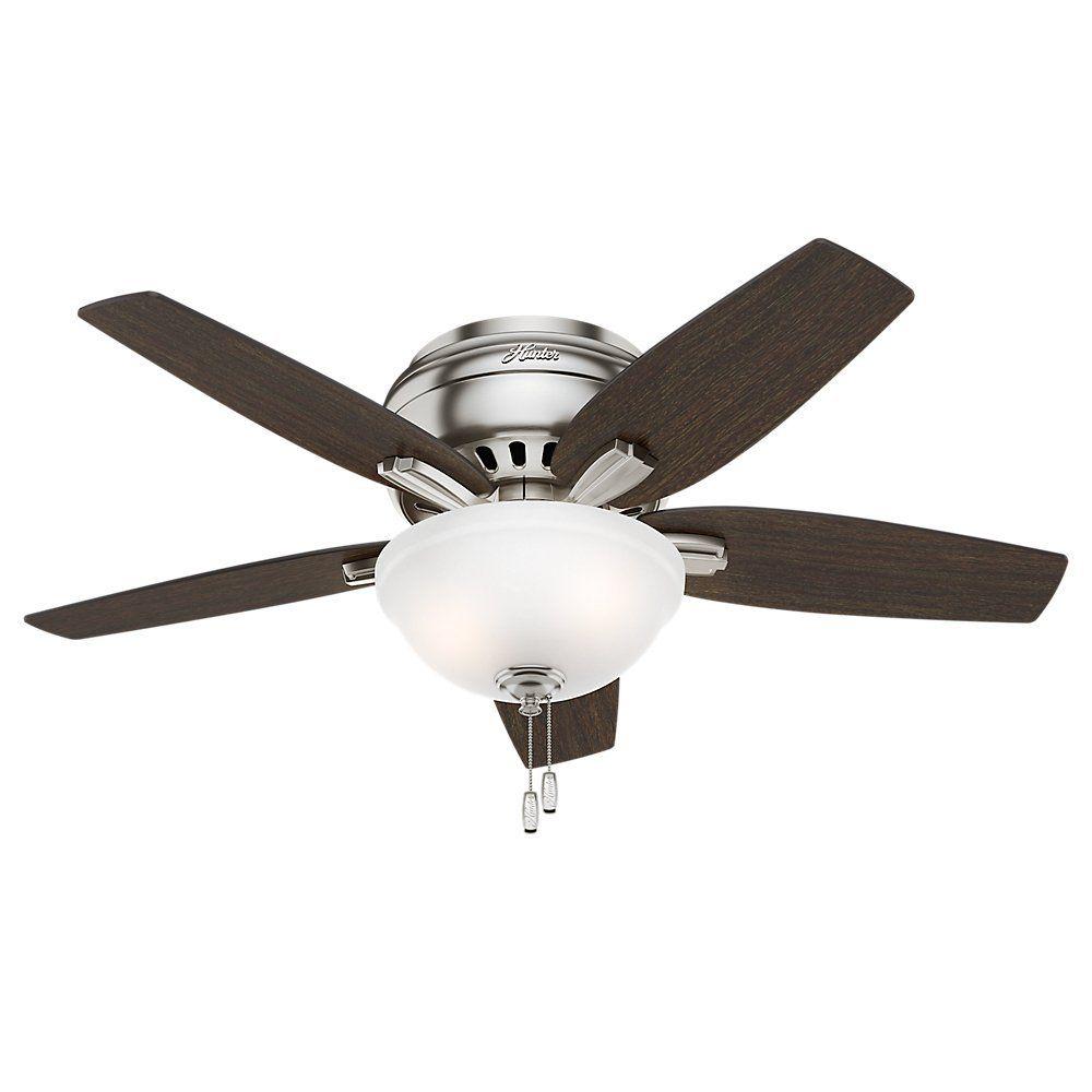 Hunter Fan Company 51082 Newsome Ceiling Fan with Light