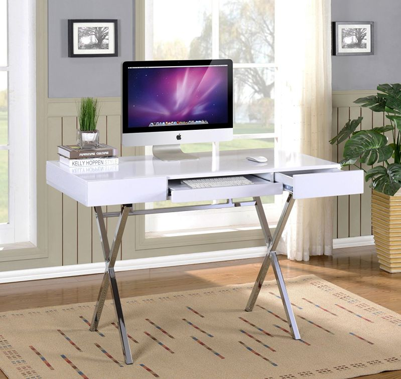Kings Brand Furniture Contemporary Style Home & Office Desk