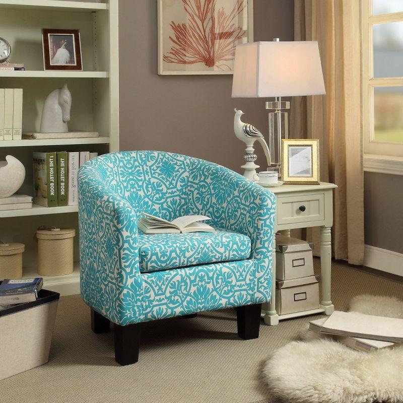 Millbury Home Florinio Arm Club Chair, Contemporary Accent Chair