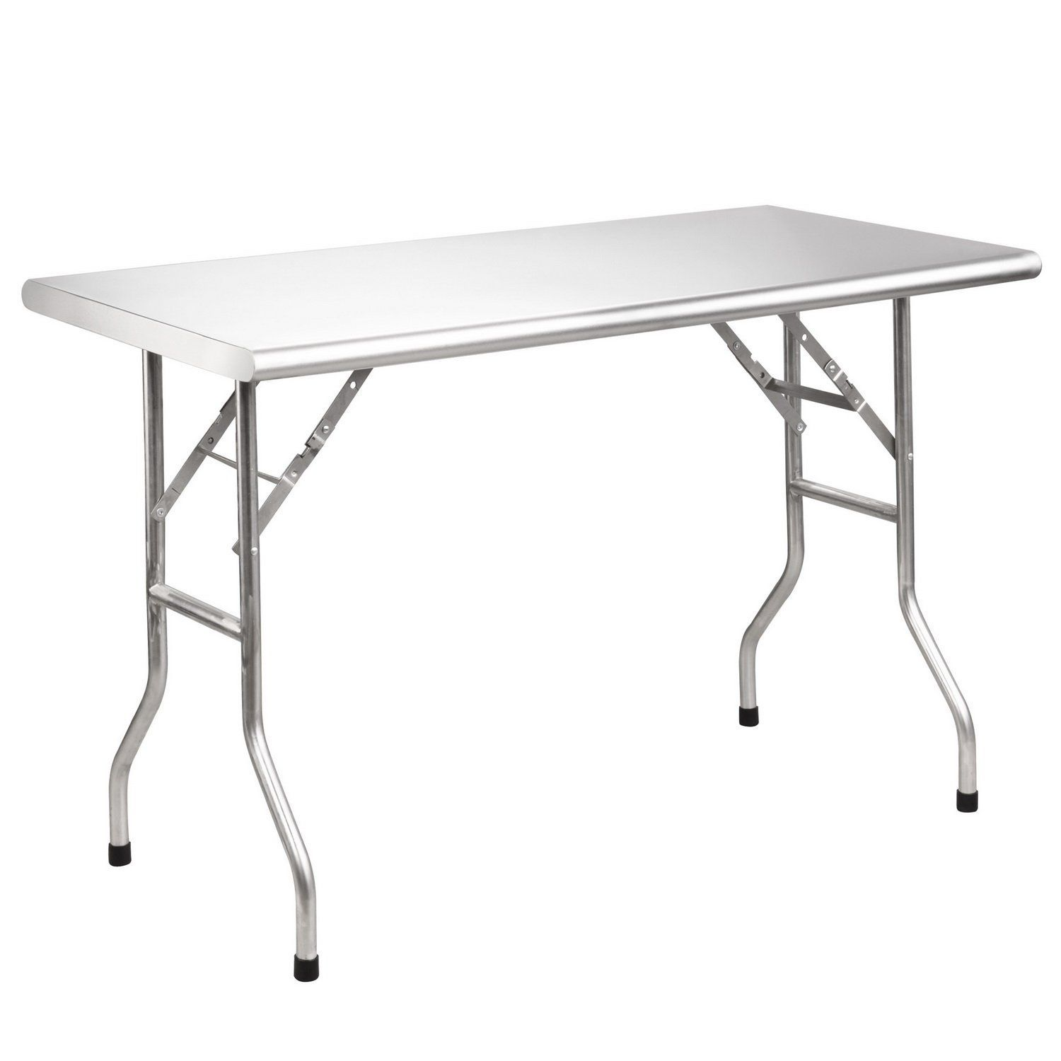 Royal Gourmet Stainless Steel Folding Work Table